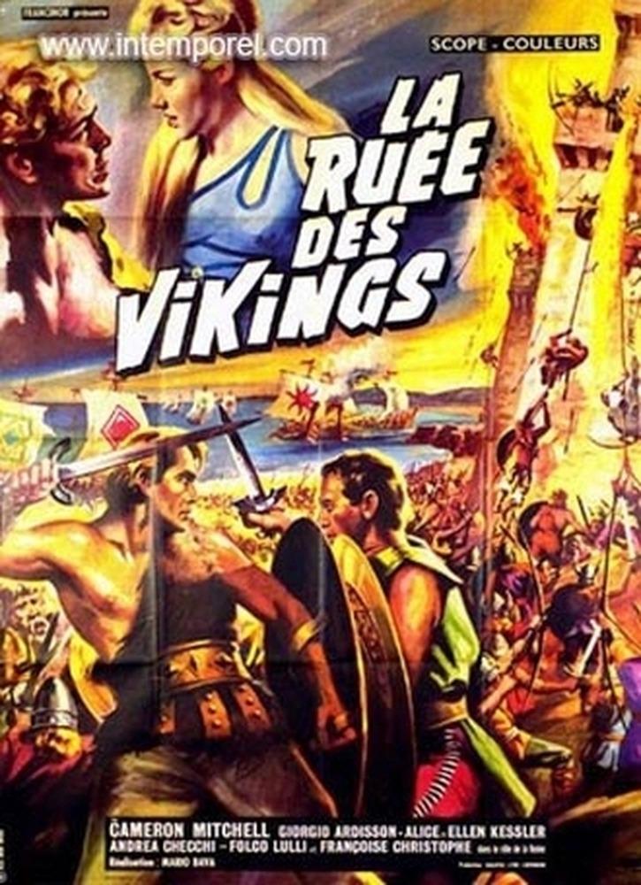 La ruée des Vikings - Gli invasore - 1961- Mario Bava Ruee_d10