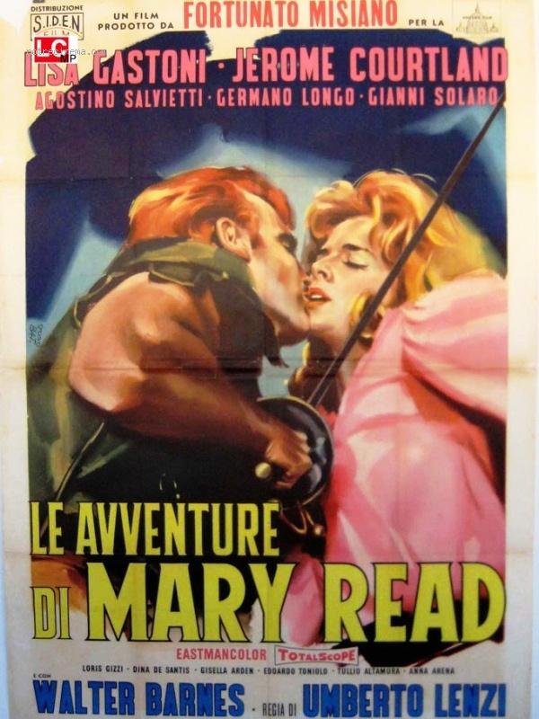 Mary la Rousse, Femme Pirate - Umberto Lenzi - 1961 U10