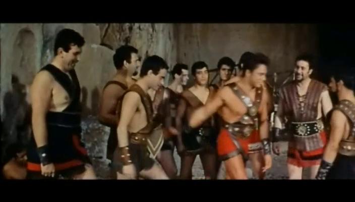 Maciste et les 100 Gladiateurs-Maciste Gladiatore Di Sparta-1965-Mario CAIANO Vlcsna19