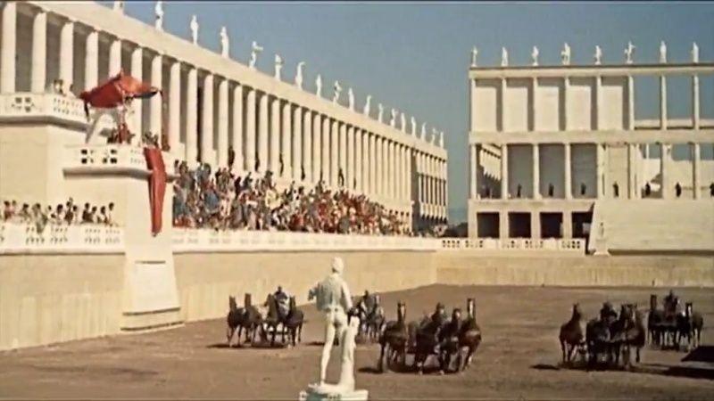 Le retour des Titans. Maciste, l'eroe più grande del mondo. 1963. Michele Lupo. Vlcsna54