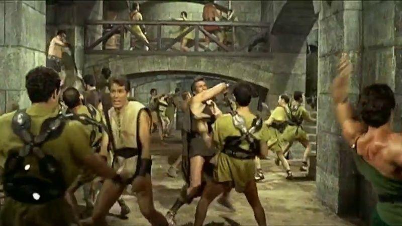 Le retour des Titans. Maciste, l'eroe più grande del mondo. 1963. Michele Lupo. Vlcsna56