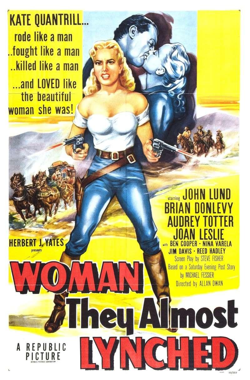 La Femme qui Faillit être Lynchée - Woman They Almost Lynched - 1953 - Allan Dwan Woman_10