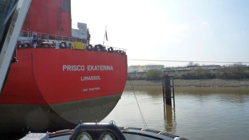 Einsatzfahrt mit einem Schlepper im Hamburger Hafen 05010