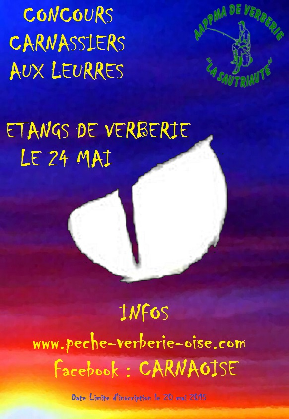 Concours carnassiers Verberie, dimanche 24 mai 2015 Affich11