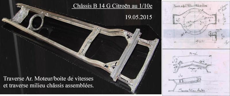 B14 CITROEN AU 1/10e Chassi18
