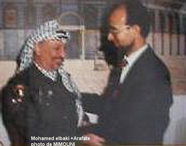 Mohamed Elbaki militant social et politique Mohame11