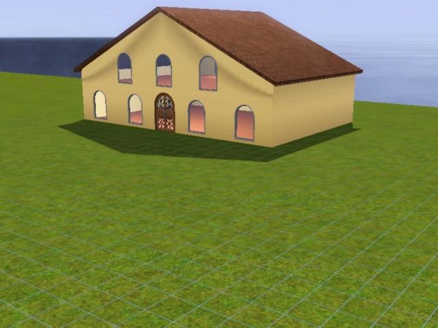 [Intermédiaire]Créer un revêtement intérieur des toits en pente Screen13