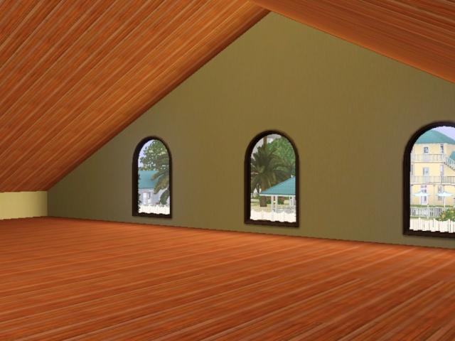 [Intermédiaire]Créer un revêtement intérieur des toits en pente Screen14