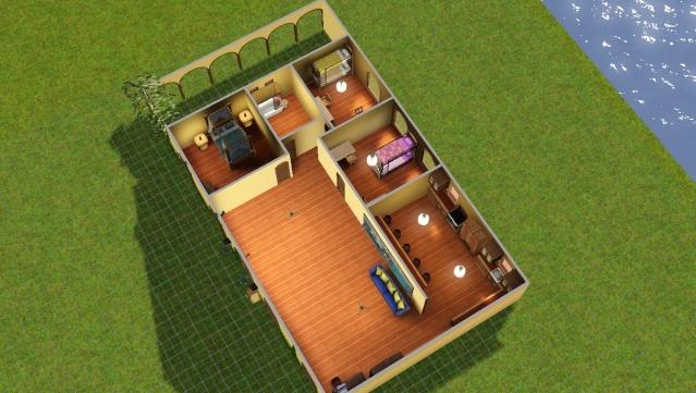 [Intermédiaire]Créer un revêtement intérieur des toits en pente Screen21