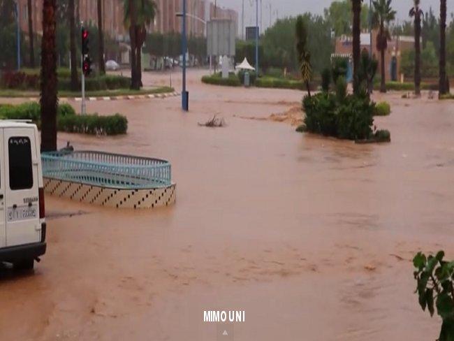 Novembre 2014, Tiznite prise en otage .. inondation Tiznit10