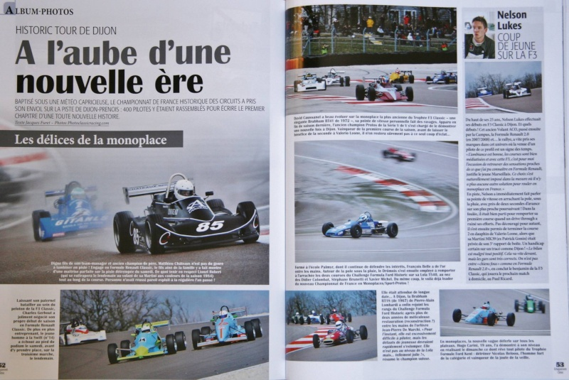 Historic Tour DIJON - 4 et 5 avril 2015 - Page 2 Presse11