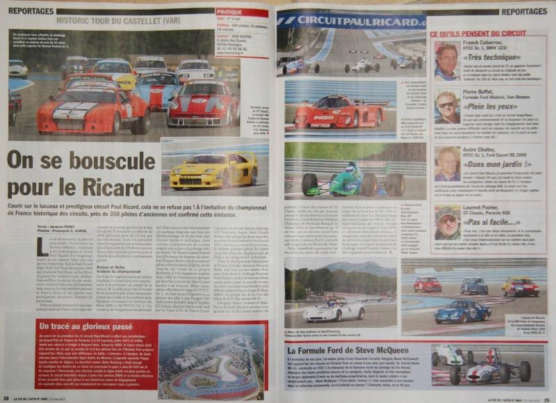 Historic Tour LE CASTELLET - 2/3 mai 2015 Presse13