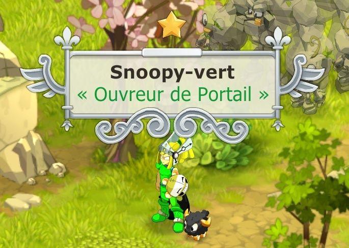 Snoopy-vert Sans_t12