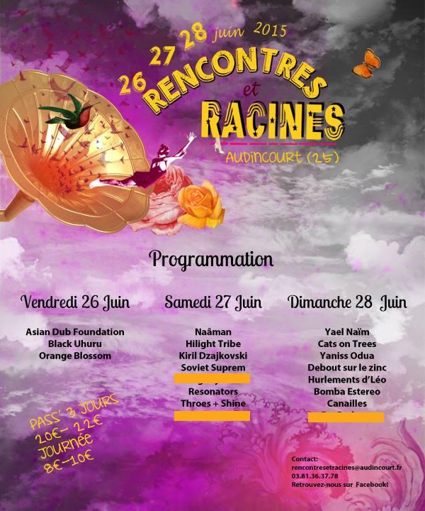 Rencontres & Racines - Page 8 10408510