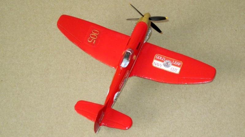 """[HELLER] - 1/72 - Hawker Tempest MkV """"Gold Leaf"""" 1-72_h11"""