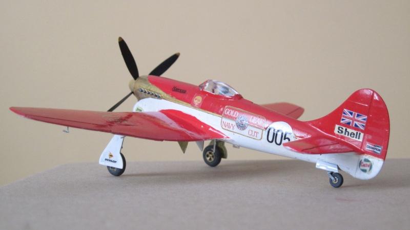 """[HELLER] - 1/72 - Hawker Tempest MkV """"Gold Leaf"""" Img_2210"""