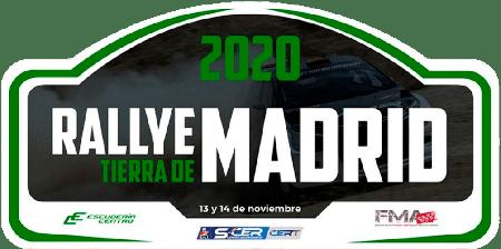Rally de Tierra de Madrid 2020 Placa-18