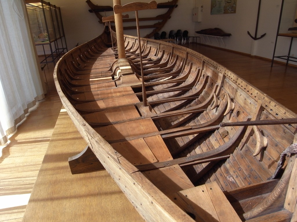 Le navire de Gokstad Goksta12