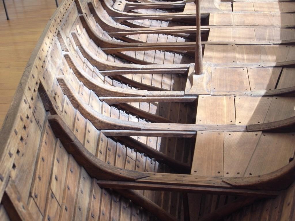 Le navire de Gokstad Goksta14