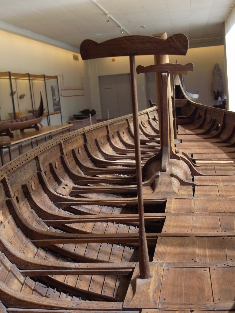 Le navire de Gokstad Goksta15