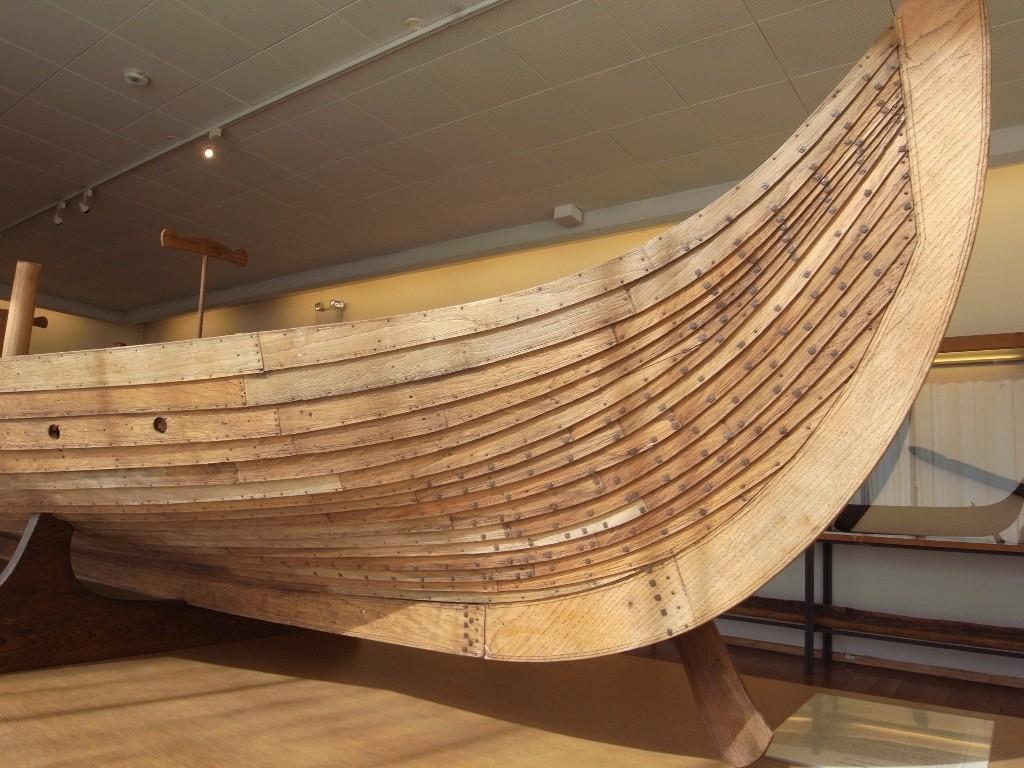 Le navire de Gokstad Goksta21