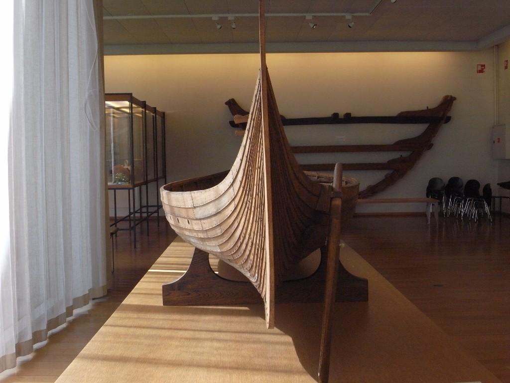 Le navire de Gokstad Goksta22