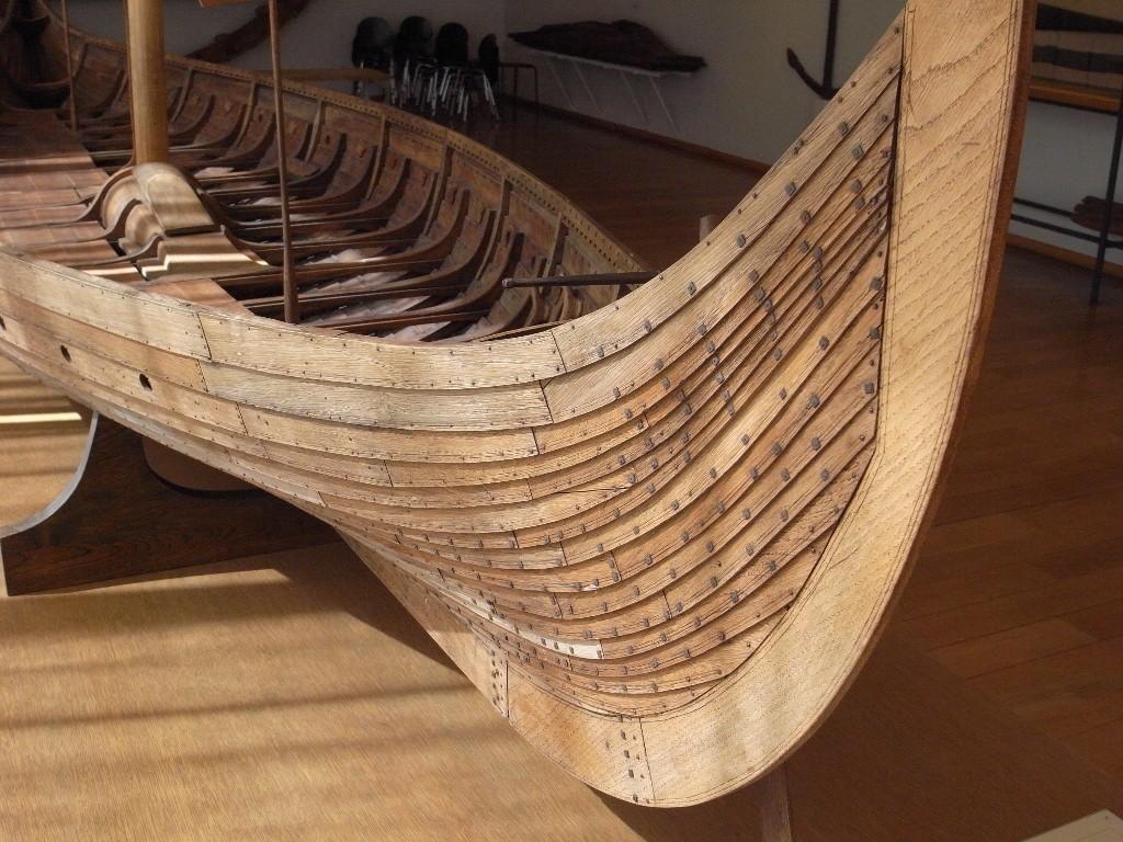 Le navire de Gokstad Goksta25