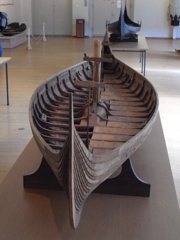 Le navire de Gokstad Goksta28