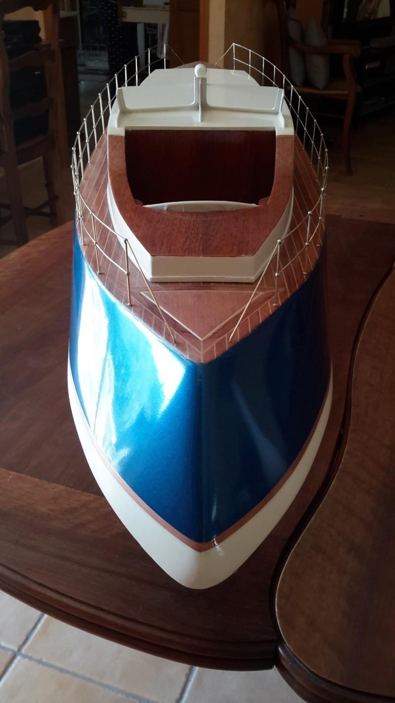 Yacht 1930 au 1/24è  en scratch - Page 9 16010
