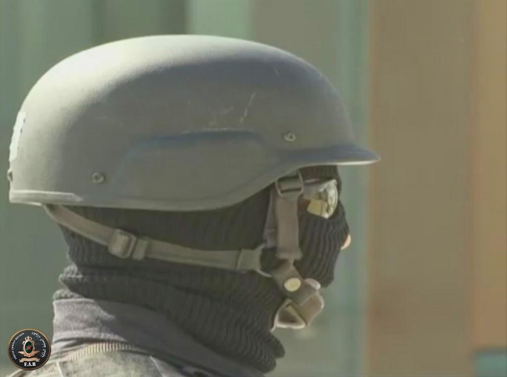 Moroccan Special Forces/Forces spéciales marocaines  :Videos et Photos : BCIJ, Gendarmerie Royale ,  - Page 2 Dfff10