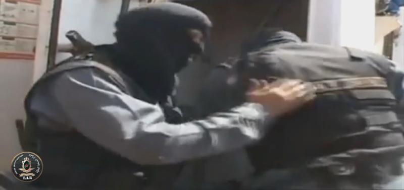 Moroccan Special Forces/Forces spéciales marocaines  :Videos et Photos : BCIJ, Gendarmerie Royale ,  - Page 2 Qssssd10