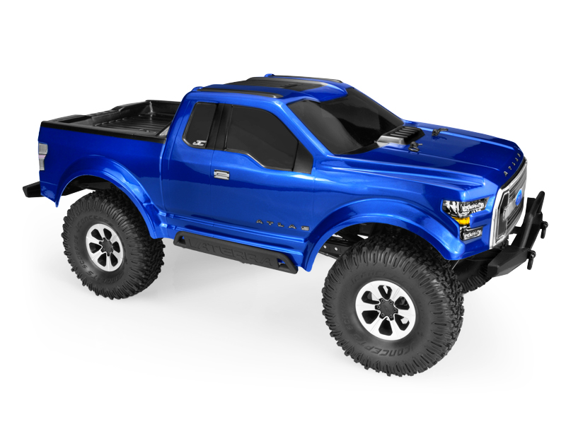 "Ford Atlas JConcepts  - Trail / Scaler Body (1.9"") 0286_810"
