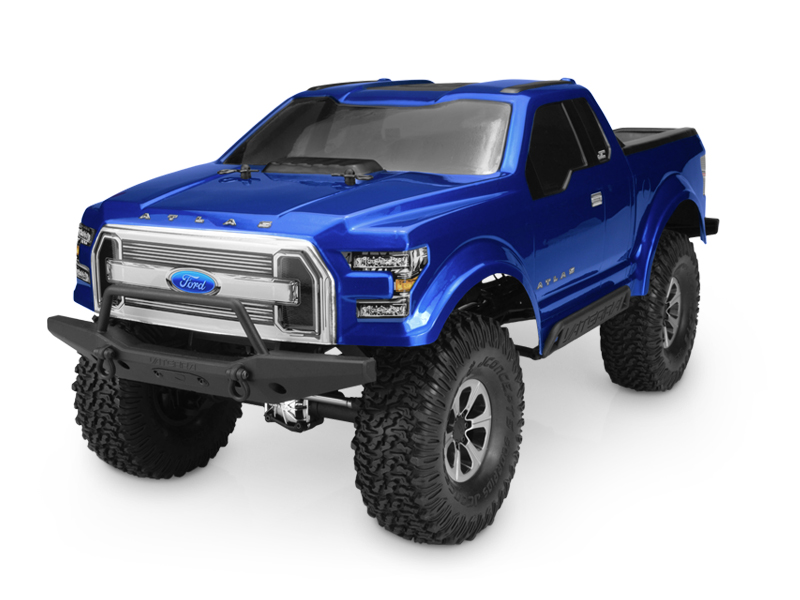"Ford Atlas JConcepts  - Trail / Scaler Body (1.9"") 0286_812"