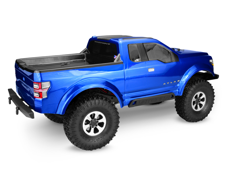 "Ford Atlas JConcepts  - Trail / Scaler Body (1.9"") 0286_813"