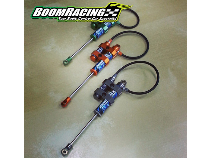 [Exclusive Sneak Peek] Boom Racing's Boomerang Type G Shocks 110