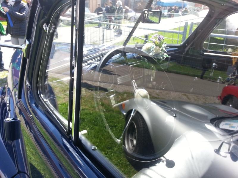´39 Opel Kapitän Saloon 1:35 von ICM 20140515