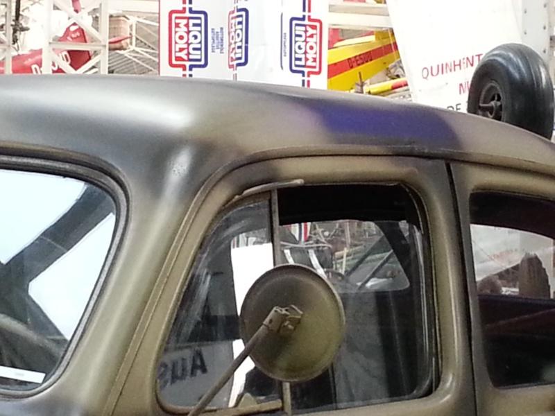 ´39 Opel Kapitän Saloon 1:35 von ICM 20150253