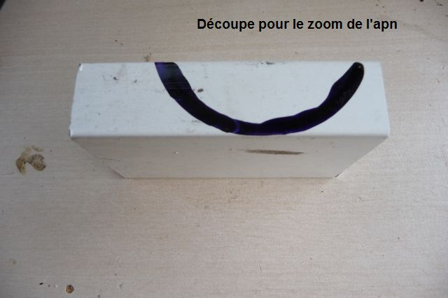 Support APN pour lunette de visé. Dycoup10