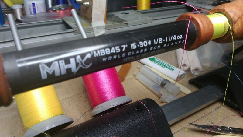 [Spin] MB845 - custom 12b10