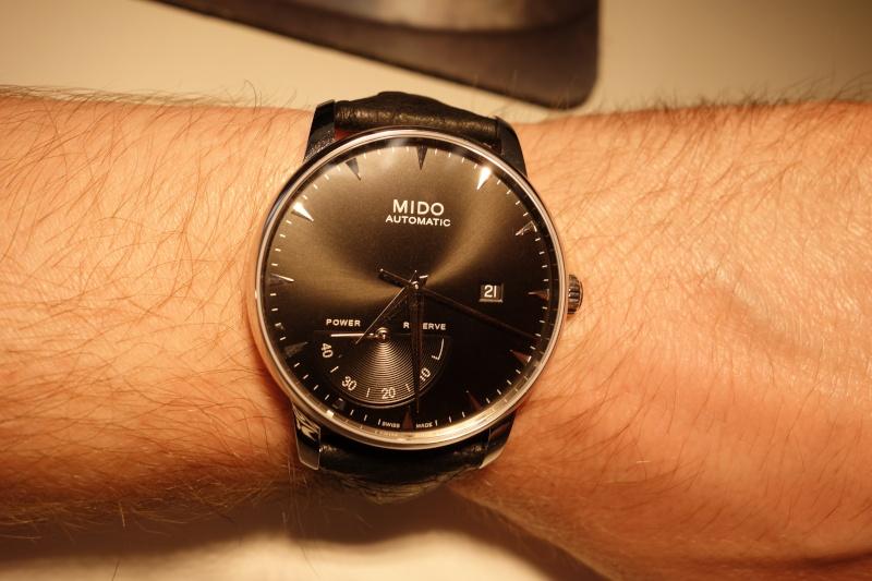 Mido - Ma prochaine montre, Mido... - Page 2 Dsc01511