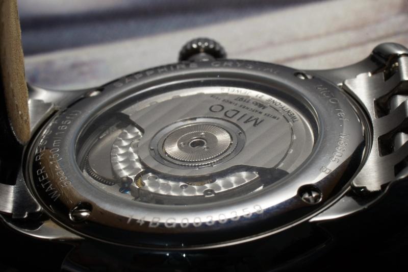 Mido - Ma prochaine montre, Mido... Dsc02113