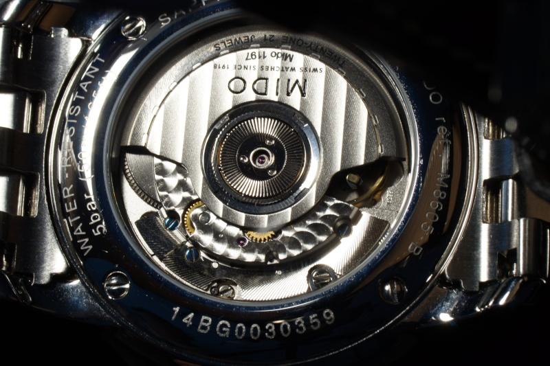 Mido - Ma prochaine montre, Mido... - Page 2 Dsc02311