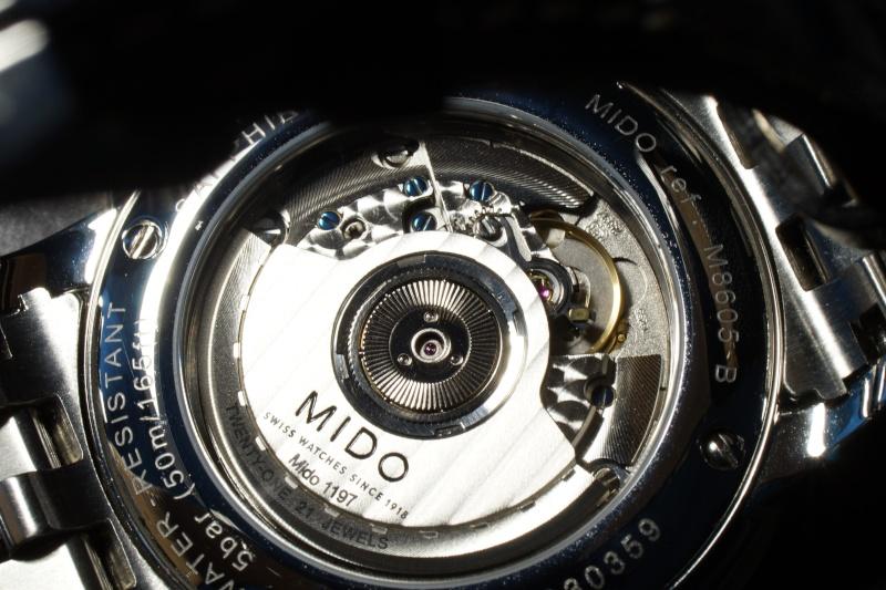 Mido - Ma prochaine montre, Mido... - Page 2 Dsc02312