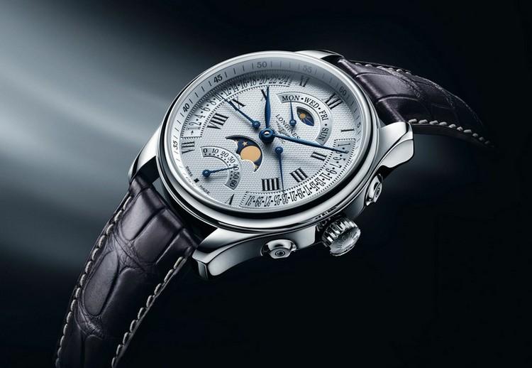 Une montre de caractère pour tenir compagnie à ma Panerai Longin12