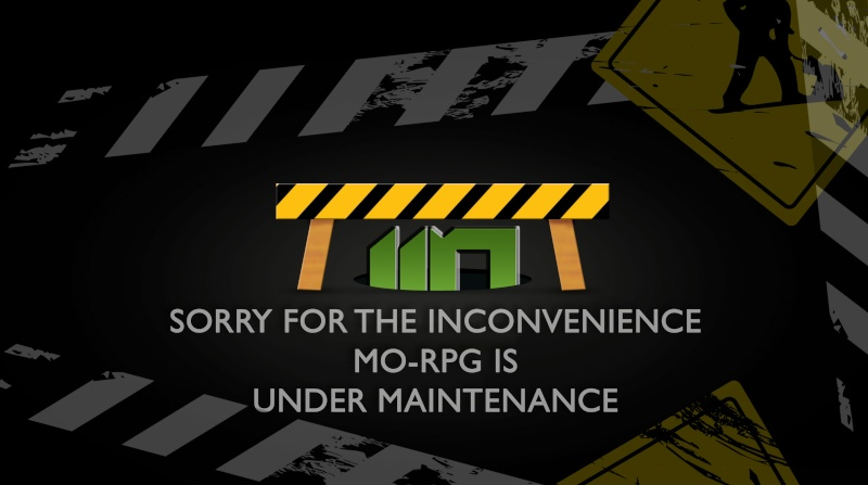Server Maintenance! Under_10