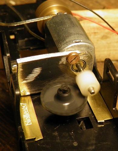 kits de remotorisation pour anciennes JOUEF P5040112