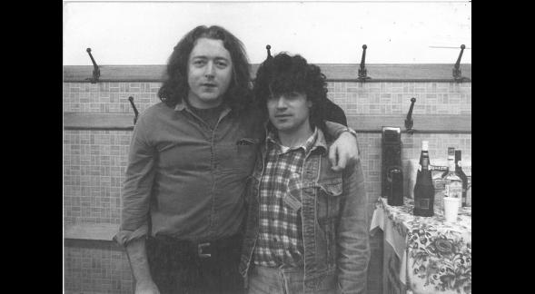 Photos de Mathieu Loublier - Quessy, France, 24 mai 1986 116