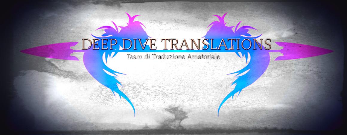 Deep Dive Translation Team - KHBirthBySleepIta