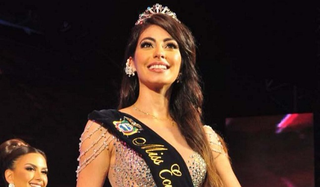 Round 13th : Miss Ecuador 2019 20180510