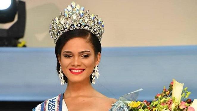 Round 20th : Miss Universe Jamaica 2019 40004210